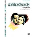 Bober,M, (arranger) - As Time Goes By