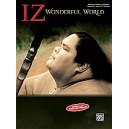 Kamakawiwoole, Israel IZ - Wonderful World - Piano/Vocal/Chords