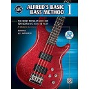 Manus,R,  - Alfreds Basic Bass Method