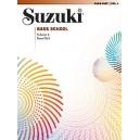 Suzuki Bass School Volume 4- Bass Part