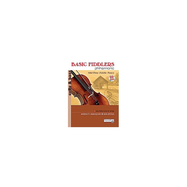 Danczynski  - Basic Fiddlers Philharmonic Old-time Fiddle Tunes - Cello & Bass