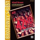 Neuberg,E, (arranger) - 42nd Street (broadways Best) - 8 Selections from the Musical (Easy Piano)