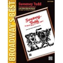 Lounsbery,K, (arranger) - Sweeney Todd (the Demon Barber Of Fleet Street) (broadways Best) - 6 Selections from the Musical (Easy