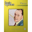 Mercer arr bober,M - Popular Performer Mercer - The Songs of Johnny Mercer
