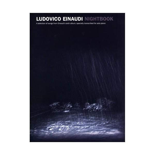 Ludovico Einaudi: Nightbook - Long, Jack (Arranger)