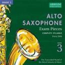 Alto Saxophone Exam Recordings from 2006 Grade 3 Complete