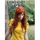 Fine frenzy, A - One Cell In The Sea - Piano/Vocal/Chords