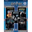 Various - Harry Potter Instrumental Solos (movies 1-5) - Clarinet