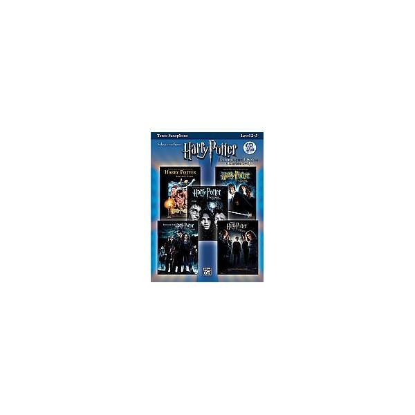 Various - Harry Potter Instrumental Solos (movies 1-5) - Tenor Sax