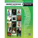 Various - 2007 Country Superstars Sheet Music Playlist - Piano/Vocal/Chords