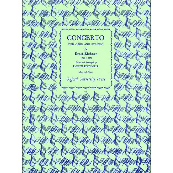 Concerto for oboe and strings - Eichner, Ernst