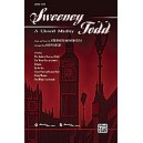 Beck,A, (arranger) - Sweeney Todd: A Choral Medley - Featuring: The Ballad of Sweeney Todd / The Worst Pies in London / Johanna