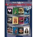 Various - Easy Popular Movie Instrumental Solos - Clarinet