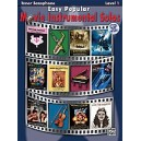 Various - Easy Popular Movie Instrumental Solos - Tenor Sax