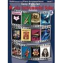 Easy Popular Movie Instrumental Solos - Violin Level 1
