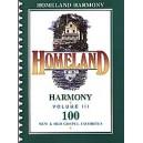 Homeland Harmony - 100 New & Old Gospel Favorites