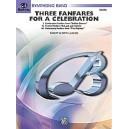 Three Fanfares For A Celebration