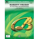 Buglers Holiday For Three Violins And String Orchestra