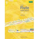 Selected Flute Exam Pieces 2008-2013  Grade 1 Score  Part & CD