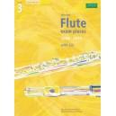 Selected Flute Exam Pieces 2008-2013  Grade 3 Score  Part & CD