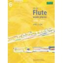 Selected Flute Exam Pieces 2008-2013  Grade 6 Score  Part & CD
