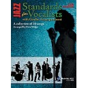 Jazz Standards For Vocalist - Alto Saxophone