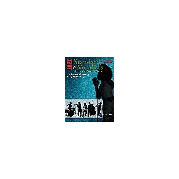 Jazz Standards For Vocalist - Alto Saxophone