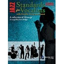 Jazz Standards For Vocalist - Baritone Saxophone