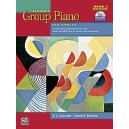 Alfreds Group Piano For Adults Student Book - An Innovative Method Enhanced with Audio and MIDI Files for Practice and Performan