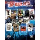 Various - 2008 Top Rock Hits For Guitar - Authentic Guitar TAB