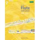 Selected Flute Exam Pieces 2008-2013  Grade 2  Score & Part