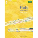 Selected Flute Exam Pieces 2008-2013  Grade 2 Part