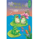 Albrecht  - I Sing, You Sing, Too! - 30 Echo Songs for Young Singers