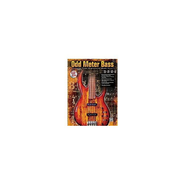 Emmons, Timothy - Odd Meter Bass - Playing Odd Time Signatures Made Easy