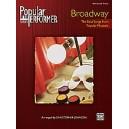 Johnson,C, (arranger) - Popular Performer Broadway - The Best Songs from Popular Musicals