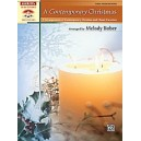 Bober,M, (arranger) - A Contemporary Christmas - 9 Arrangements of Contemporary Christian and Classic Favorites