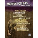 Various - Modern Pop Hits For Easy Guitar - Easy Guitar TAB