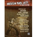 Various - Modern Rock Hits For Easy Guitar - Easy Guitar TAB