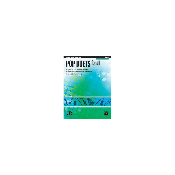 Story,M, (arranger) - Pop Duets For All - Trombone, Baritone B.C., Bassoon, Tuba
