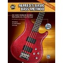 Manus,R,  - Alfreds Basic Bass Method - Complete
