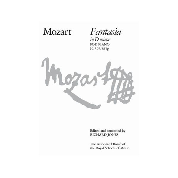 Fantasia in D minor