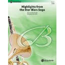 Williams, J, arr. Cook, P - Star Wars® Highlights