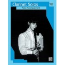 Various - Clarinet Solos - Level II Piano Acc.