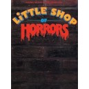 Menken, Alan  - Little Shop Of Horrors -- Original Motion Picture Soundtrack - Piano/Vocal/Chords