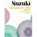 Suzuki - Ensembles For Flute