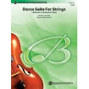 Whitney, M.C, arr. Whitney, J - Dance Suite For Strings (i. Allemande, Ii. Sarabande, Iii. Gigue)