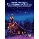 Various - The Best Easy Book Of Christmas Guitar - Over 100 Christmas Favorites Including a Special Easy Solo Guitar TAB Section