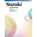 Suzuki - Violin School Vol. 1 Piano Acc.