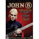 John 5 - Behind The Player -- John 5