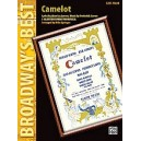 Lerner,A.J, (arranger) - Camelot (broadways Best) - 8 Selections from the Musical (Easy Piano)